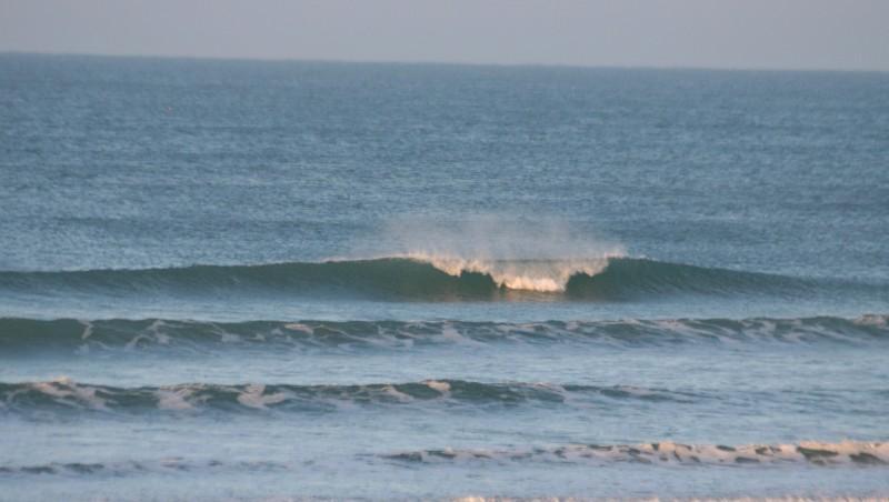 Surf report Tronoën - France (29) 2008-12-07 12:00:00