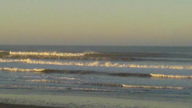 Surf report Grand Village - France (17) 2008-12-08 12:00:00