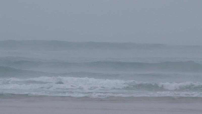Surf report Tronoën - France (29) 2008-12-08 12:00:00