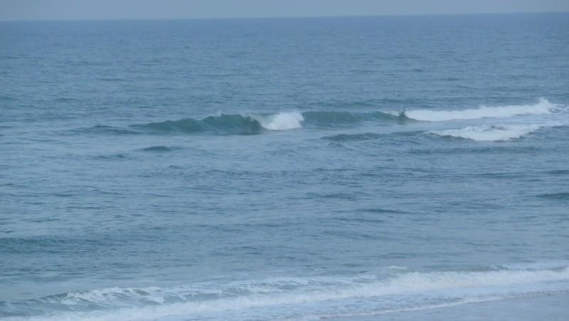 Surf report Cap-Ferret - Plage de L'Horizon - France (33) 2008-12-09 12:00:00