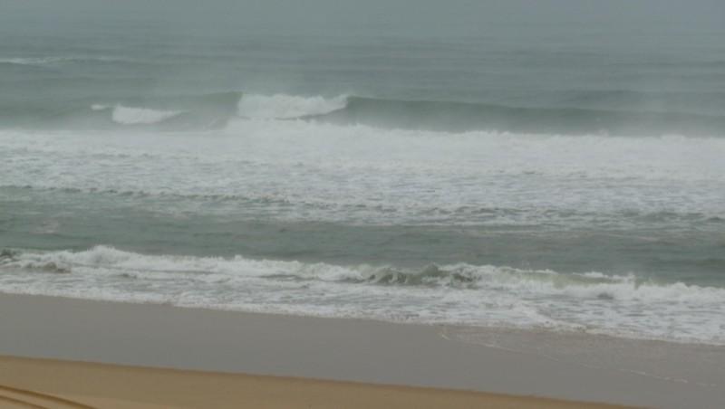 Surf report Cap-Ferret - Plage de L'Horizon - France (33) 2008-12-10 12:00:00