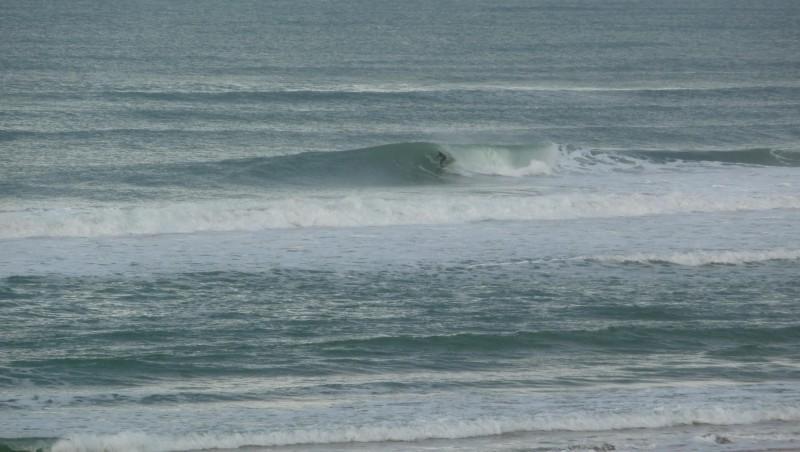 Surf report Cap-Ferret - Plage de L'Horizon - France (33) 2008-12-11 12:00:00
