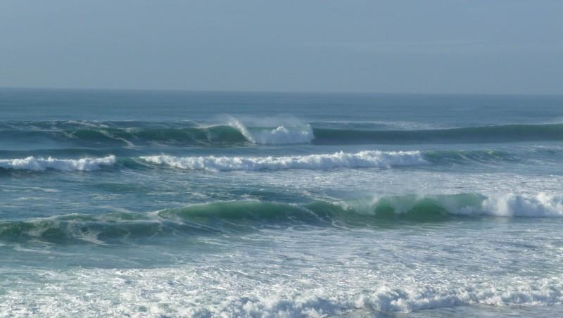 Surf report Cap-Ferret - Plage de L'Horizon - France (33) 2008-12-12 12:00:00