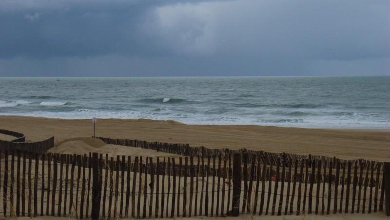 Surf report Seignosse - Les Casernes - France (40) 2008-12-12 12:00:00