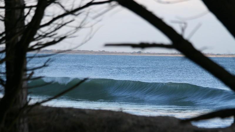 Surf report L'ïle Tudy - France (29) 2008-12-13 12:00:00