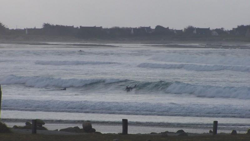 Surf report Pors Carn - France (29) 2008-12-13 12:00:00