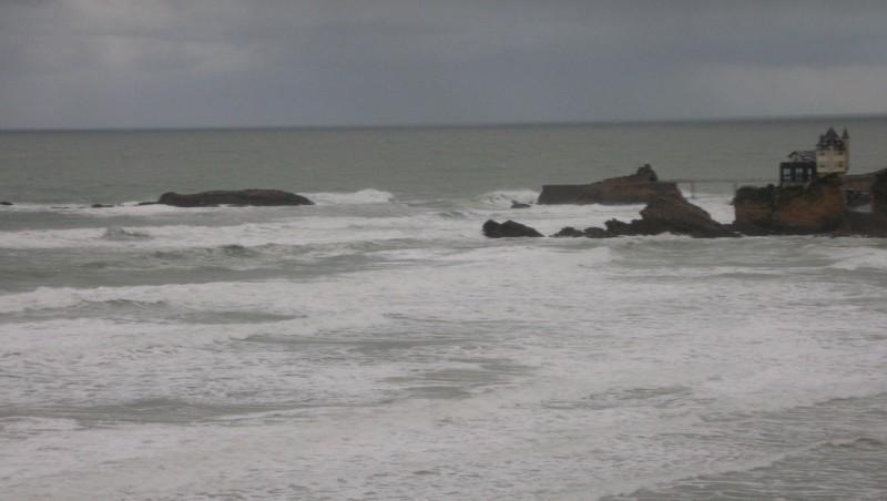 Surf report Côte des Basques - France (64) 2008-12-14 12:00:00