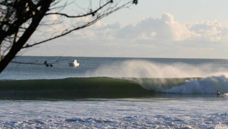 Surf report L'ïle Tudy - France (29) 2008-12-14 12:00:00