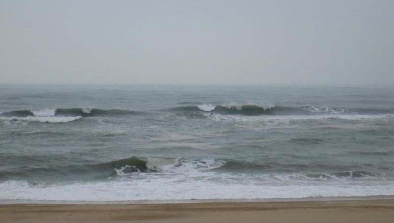 Surf report Hossegor - La Nord - France (40) 2008-12-16 12:00:00