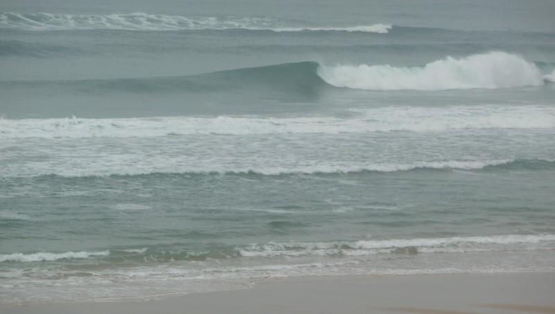 Surf report Cap-Ferret - Plage de L'Horizon - France (33) 2008-12-17 12:00:00