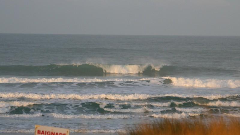 Surf report Plovan - France (29) 2008-12-17 12:00:00