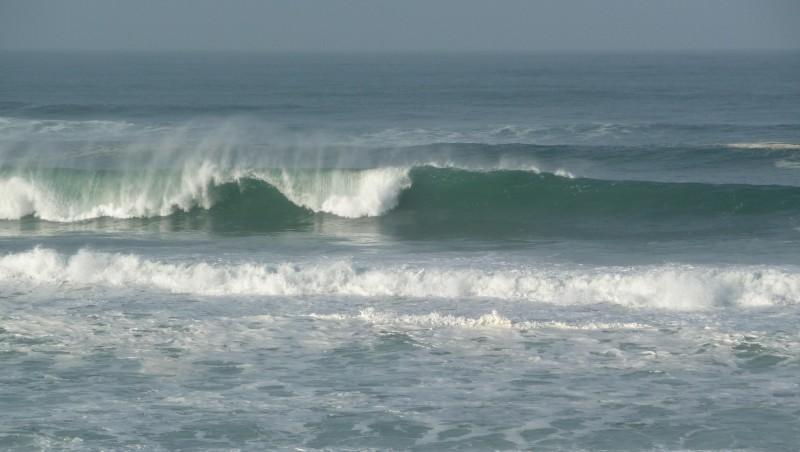 Surf report Cap-Ferret - Plage de L'Horizon - France (33) 2008-12-18 12:00:00
