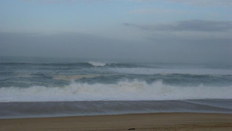 Surf report Hossegor - La Nord - France (40) 2008-12-18 12:00:00