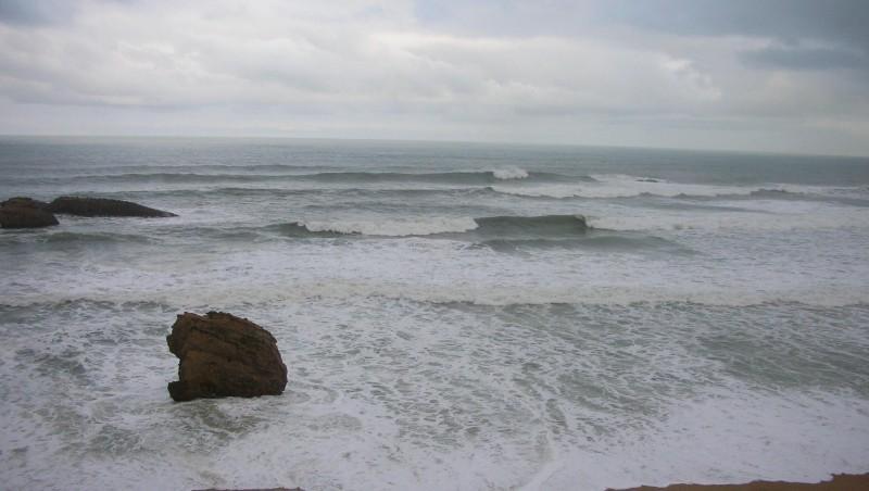 Surf report Biarritz - Grande Plage - France (64) 2008-12-19 12:00:00