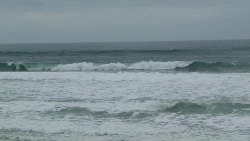 Surf report Cap-Ferret - Plage de L'Horizon - France (33) 2008-12-19 12:00:00
