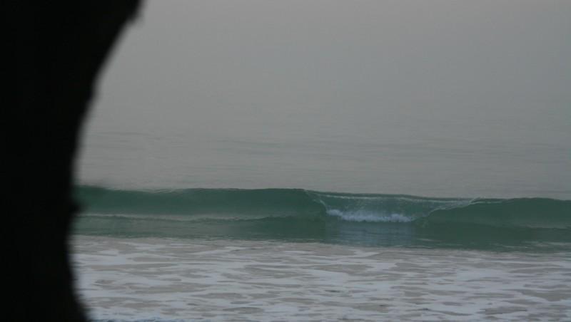 Surf report L'ïle Tudy - France (29) 2008-12-19 12:00:00