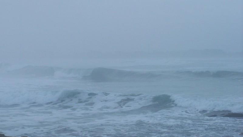 Surf report Pors Carn - France (29) 2008-12-19 12:00:00