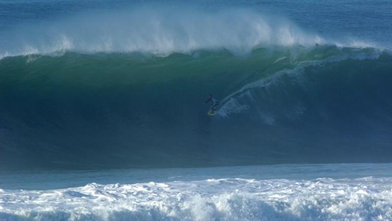 Surf report Hossegor - La Nord - France (40) 2008-12-20 12:00:00