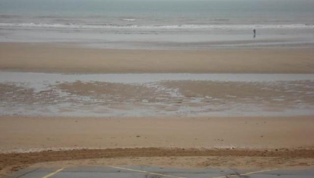Surf report Le Menhir - France (14) 2008-12-20 12:00:00