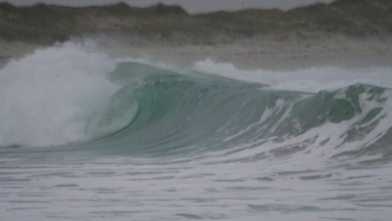 Surf report Pors Carn - France (29) 2008-12-20 12:00:00