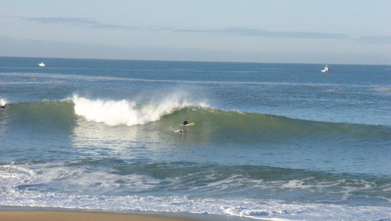 Surf report Hossegor - La Nord - France (40) 2008-12-21 12:00:00