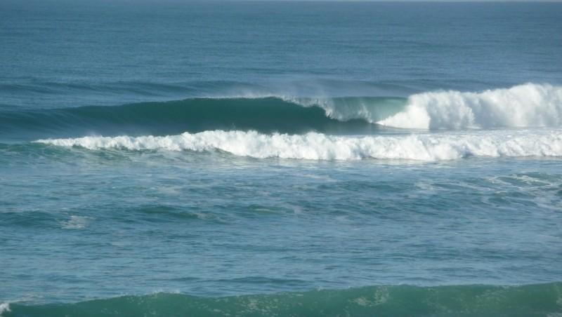 Surf report Cap-Ferret - Plage de L'Horizon - France (33) 2008-12-22 12:00:00