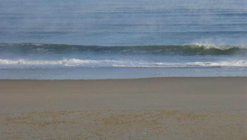 Surf report Seignosse - Les Bourdaines - France (40) 2008-12-22 12:00:00