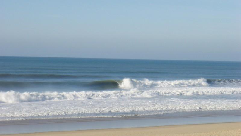 Surf report Seignosse - Les Estagnots - France (40) 2008-12-22 12:00:00