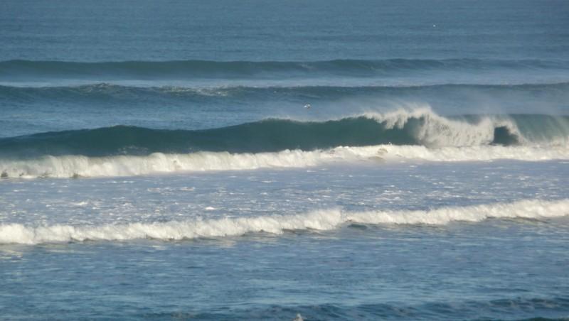 Surf report Cap-Ferret - Plage de L'Horizon - France (33) 2008-12-23 12:00:00
