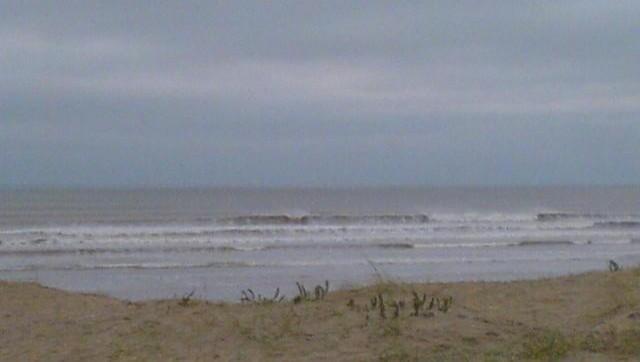 Surf report Grand Village - France (17) 2008-12-23 12:00:00