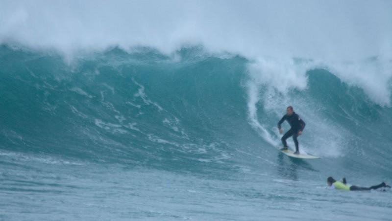 Surf report La Torche - France (29) 2008-12-23 12:00:00