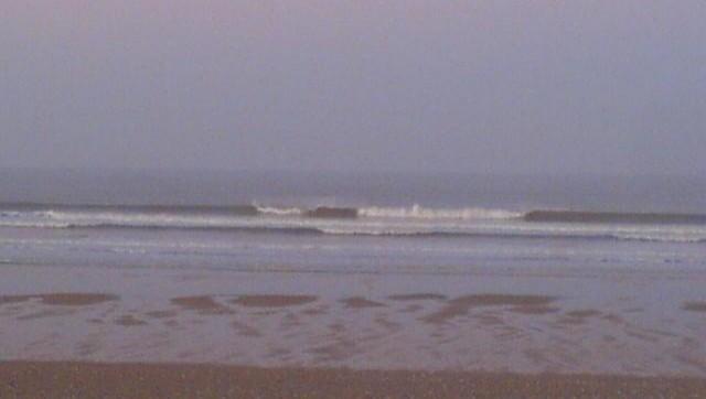 Surf report Grand Village - France (17) 2008-12-24 12:00:00