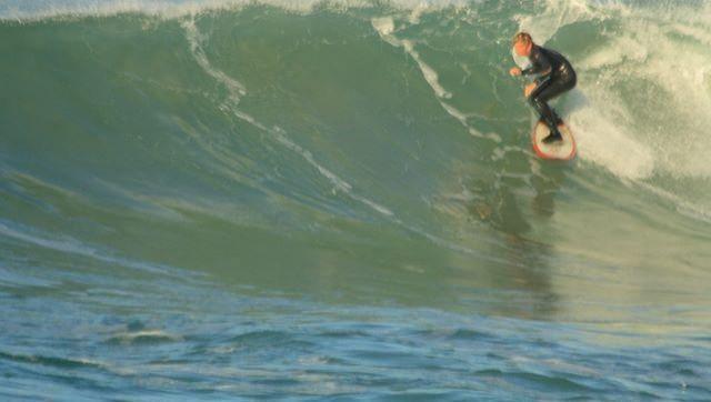 Surf report La Torche - France (29) 2008-12-24 12:00:00