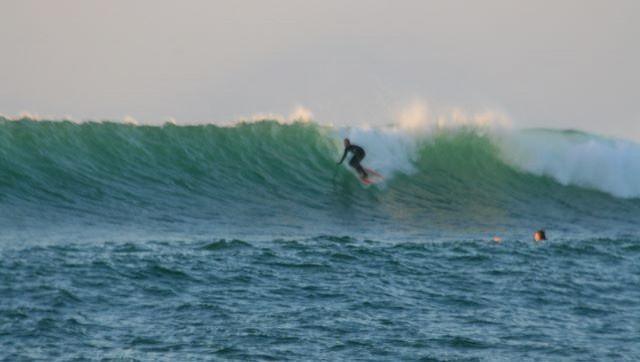 Surf report La Torche - France (29) 2008-12-25 12:00:00