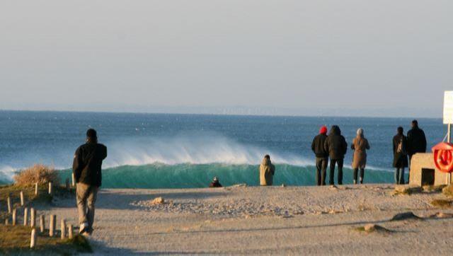 Surf report La Torche - France (29) 2008-12-26 12:00:00