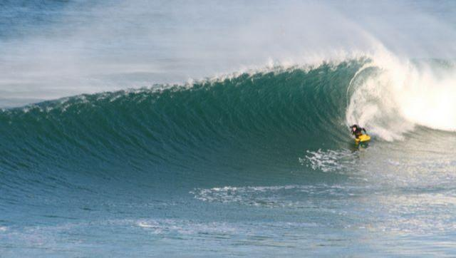 Surf report Quiberon - Port Blanc - France (56) 2008-12-26 12:00:00