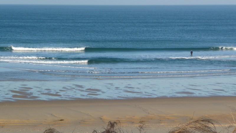 Surf report Cap-Ferret - Plage de L'Horizon - France (33) 2008-12-28 12:00:00