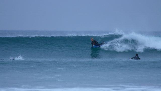 Surf report La Torche - France (29) 2008-12-30 12:00:00