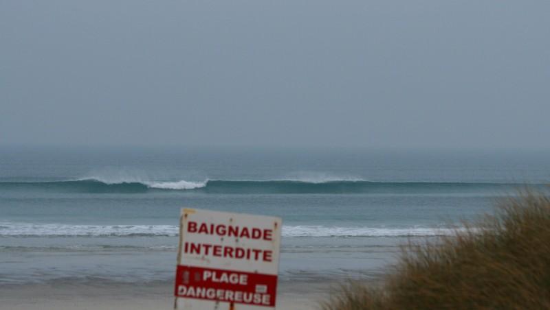 Surf report Plovan - France (29) 2008-12-31 12:00:00