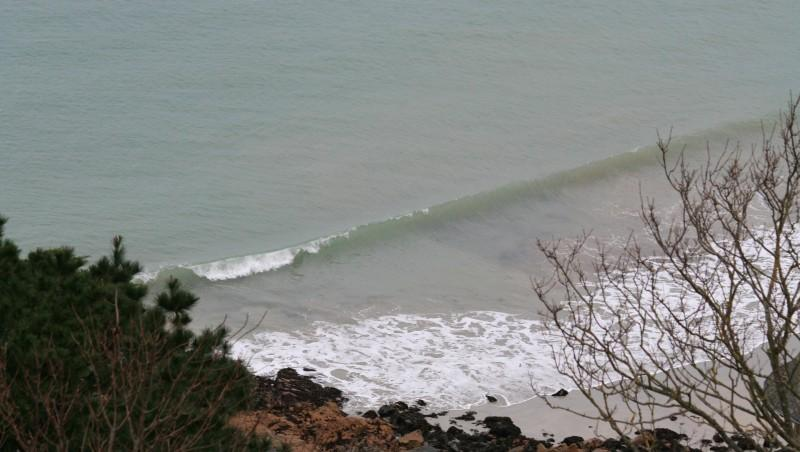 Surf report Perros-Guirec - France (22) 2008-01-20 12:00:00