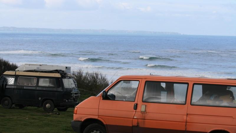 Surf report La Palue - France (29) 2008-03-27 12:00:00