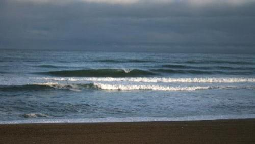 Surf report Anglet Sables d'Or - France (64) 2008-04-02 12:00:00