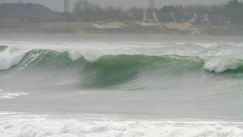 Surf report Pors Carn - France (29) 2008-04-02 12:00:00