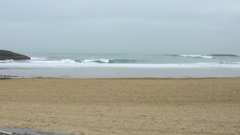 Surf report Biarritz - Grande Plage - France (64) 2008-04-03 12:00:00