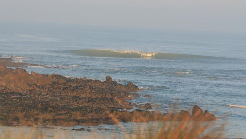 Surf report La Torche - France (29) 2008-04-04 12:00:00
