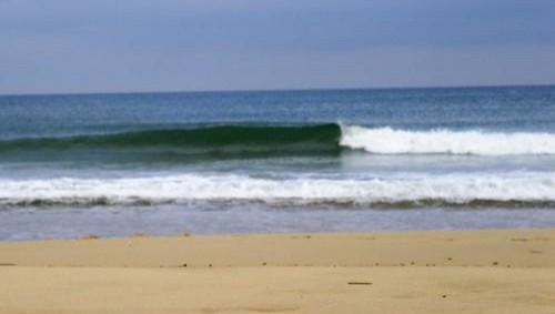 Surf report Seignosse - Les Bourdaines - France (40) 2008-04-10 12:00:00