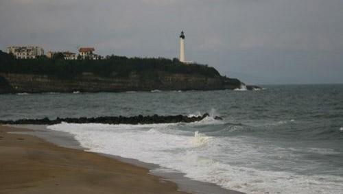 Surf report Anglet VVF - France (64) 2008-04-11 12:00:00