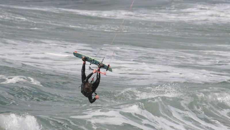 Surf report La Torche - France (29) 2008-04-11 12:00:00