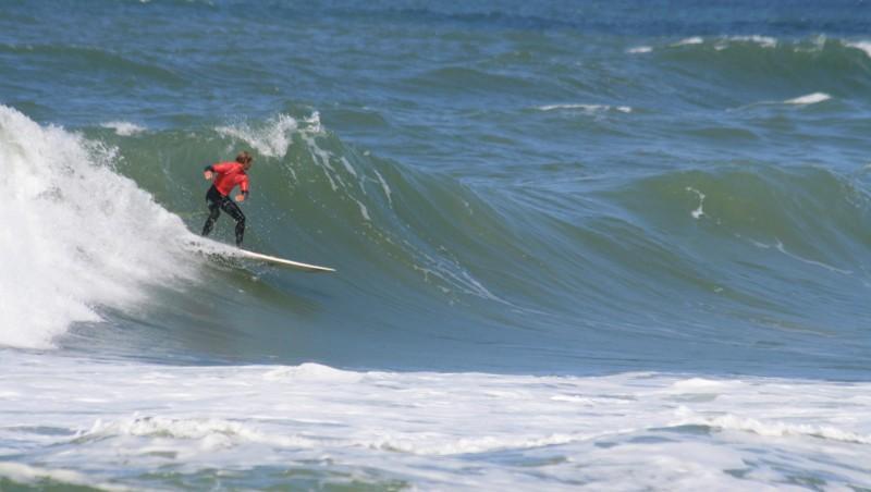 Surf report La Torche - France (29) 2008-04-12 12:00:00