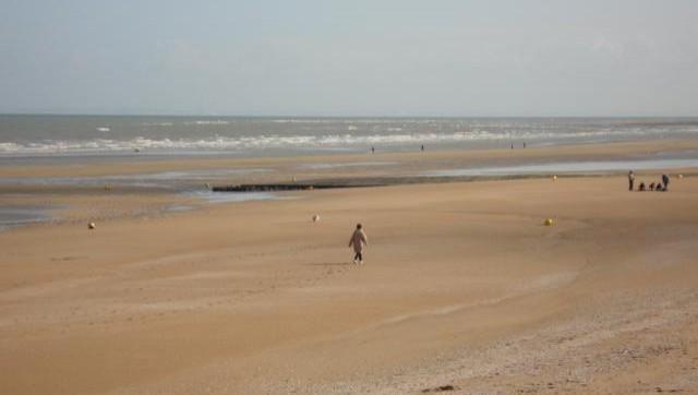 Surf report Le Menhir - France (14) 2008-04-12 12:00:00